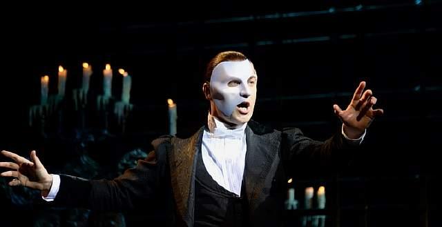 Билеты на мюзикл Призрак Оперы в Москве