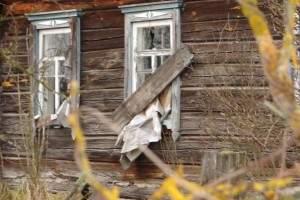 Abandoned house Tatyana Deryabina