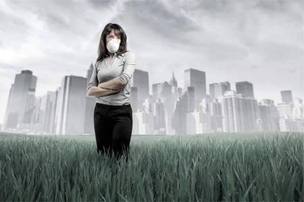 Вредные вещества попадают в организм через
