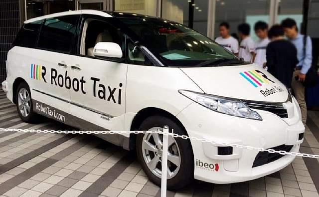 robot-taxi