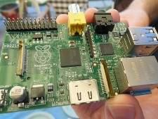 Последняя модель компьютер Raspberry Pi стоит всего 5 долларов