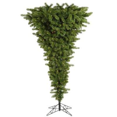 Best-Artificial-Christmas-Trees-Wayfair-Is-Selling-Lots-of-Upside-Down-Christmas-Trees
