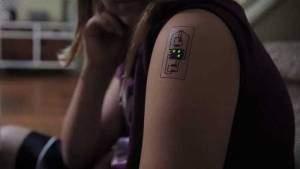 Высокотехнологичная татуировка может контролировать состояние здоровья и местоположение « Gearmix