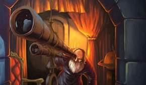Подзорная труба Галилея