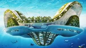 Шесть автономных высотных супер-городов