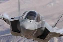F-35-head-on