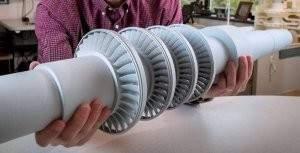 Турбина размером с рабочий стол вырабатывает из двуокиси углерода электроэнергию, достаточную для электроснабжения 10 тысяч домов