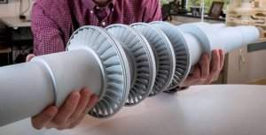 Турбина размером с рабочий стол вырабатывает из двуокиси углерода электроэнергию, достаточную для электроснабжения 10 тысяч домов « Gearmix