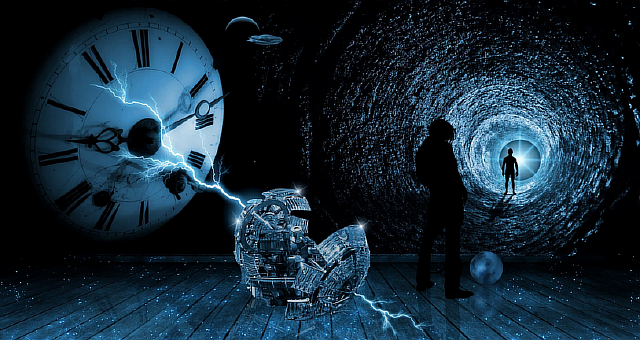01 time travel machine