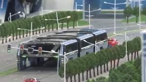 Футуристичный «трансзональный автобус» наконец станет реальностью?