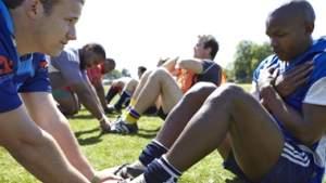 Исследование: одними тренировками невозможно добиться хороших результатов в спорте
