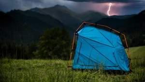 Шесть инновационных автономных туристских палаток будущего
