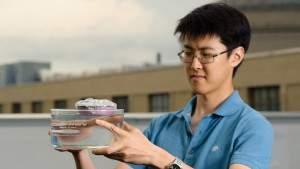 Новый материал позволяет кипятить воду без огня