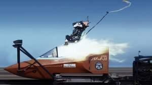 Текущая версия катапультируемого кресла F-35 грозит пилотам переломом шеи