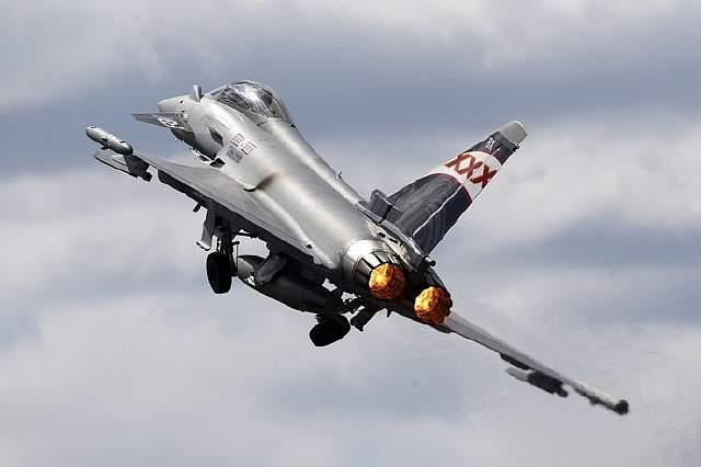 eurofighter typhoon ap