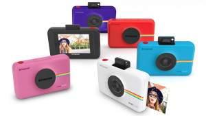 Polaroid живее всех живых и выпускает новую камеру с бескрасочной печатью