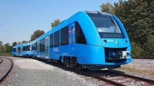 Поезда на водородных топливных батареях обеспечат железнодорожное сообщение без вредных выбросов