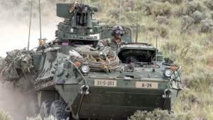 Американская армия может получить бронетранспортеры с лазерными пушками уже к 2017 году