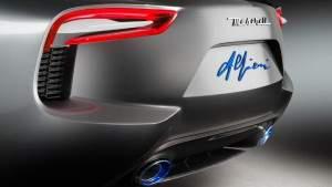 Alfieri, электрический 2-местный концепт от Maserati, появится в продаже в 2020 году
