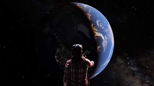 Google Earth сейчас доступен ввиртуальной реальности