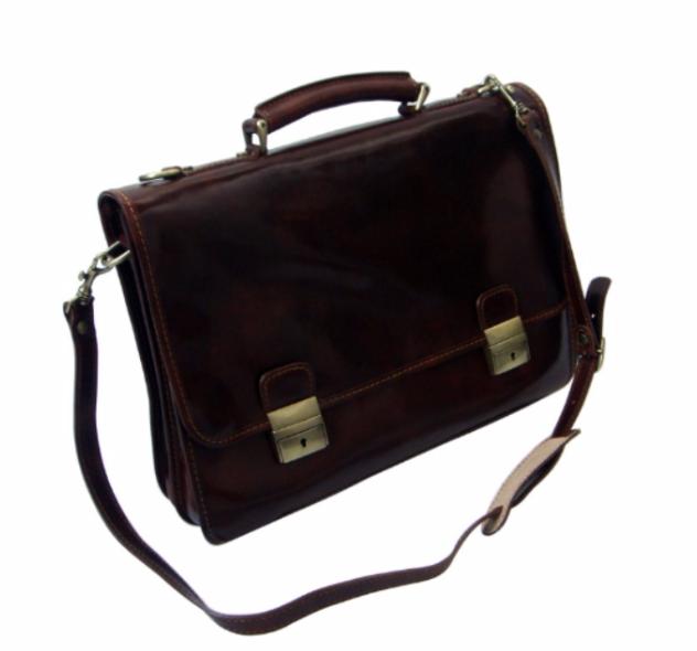 Подпись к изображению: Со стороны сумка выглядит обычной, так что другие ни о чем не догадываются