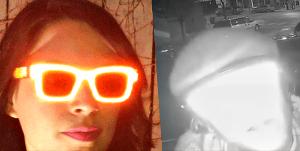 Новые очки с технологией противодействия распознаванию лиц защитят пользователей от камер видеонаблюдения
