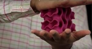 Напечатанный на 3D принтере графен оказался прочнее стали в десять раз