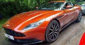 Инженерное порно: разобранный мотор Aston Martin DB11