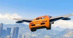Полетаем на … автомобиле?