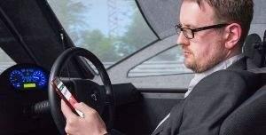 Пассажирам самоуправляемых автомобилей не избежать укачивания