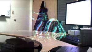 Настоящий голографический дисплей Microsoft помещается в паре очков