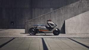 Новейший концепт мотоцикла BMW сочетает футуристический стиль и технологии
