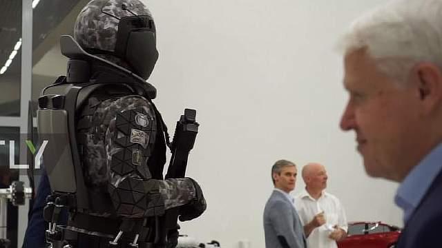 Daily Mail сравнила русского бойца соштурмовиком из«Звездных войн»