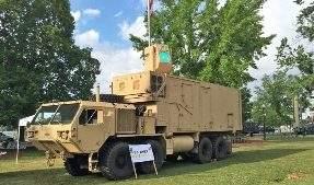 Армия США рассчитывает сбивать самолёты лазерами противовоздушной обороны
