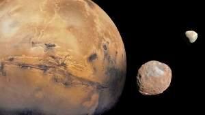 Одна единственная теория разгадывает сразу три тайны Марса