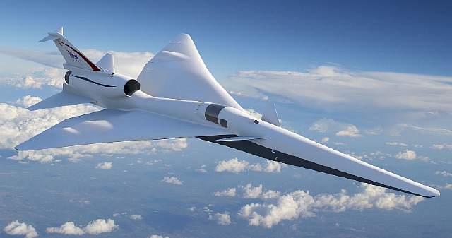 NASA иLockheed Martin создадут сверхзвуковой самолёт— The Independent