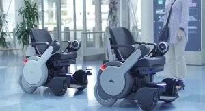 В аэропортах появляются самоуправляемые инвалидные коляски