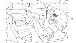 Ford патентует съёмные рулевые колёса и педали управления для будущих автономных автомобилей