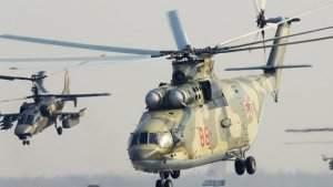 В России создают прототип тяжелого вертолета с электрическим приводом с поворотными как у конвертоплана винтами