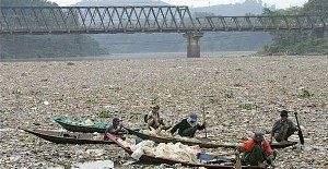 Реки являются основным источником загрязнения морей пластиковыми отходами