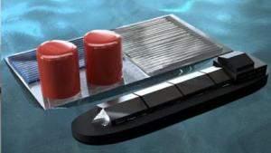 Плавающие солнечные батареи могут производить водородное топливо из морской воды