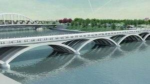 Мосты можно будет ремонтировать с помощью плесени