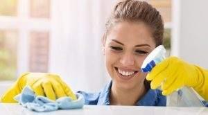 Применение химических веществ при уборке дома так же вредно для женского здоровья, как и выкуривание пачки сигарет в день