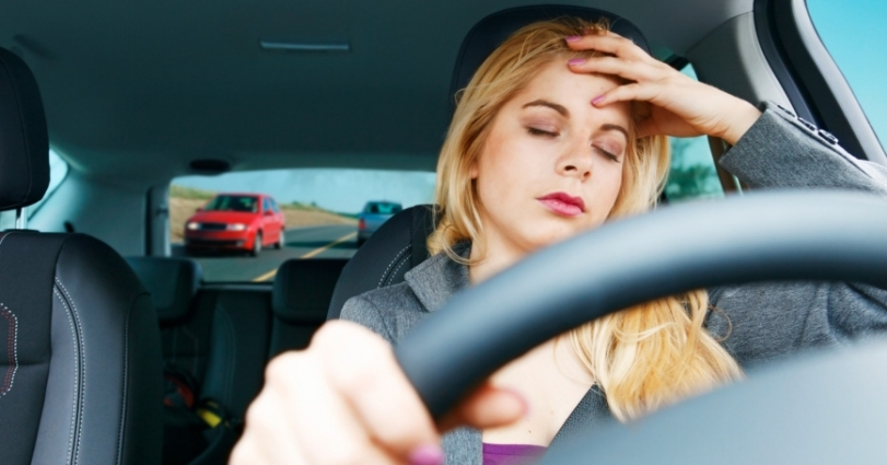 В США бьют тревогу по поводу массовой проблемы недосыпания подростков, садящихся за руль в полусонном состоянии