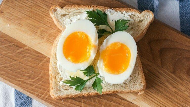 Ученые: нужно съедать каждый день хотябы одно яйцо