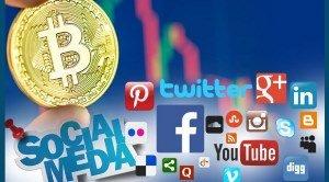 «Молчаливое большинство» в социальных сетях влияет на курс биткоина