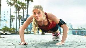 Носимое фитнес-устройство измеряет гормоны стресса в поту прямо во время тренировки