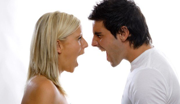 Семейные ссоры могут спровоцировать болезнь