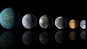 Поиск инопланетян ускорил открытие сотен экзопланетных «водных миров»