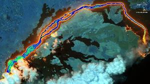Самые впечатляющие спутниковые снимки ушедшего года